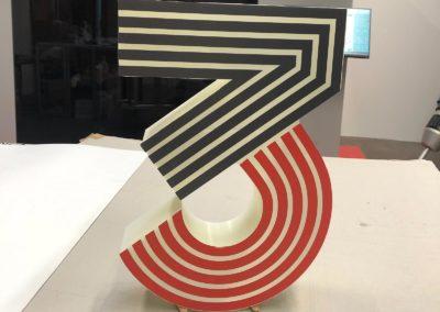 Logo 3D Venice